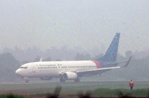 Pesawat Sriwijaya Air Tergelincir di Manokwari