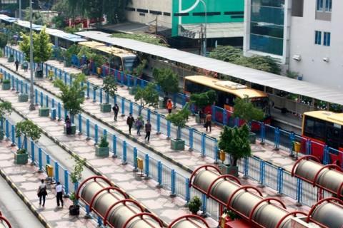 Keberadaan Terminal Konvensional di Jakarta Perlu Dikaji Ulang