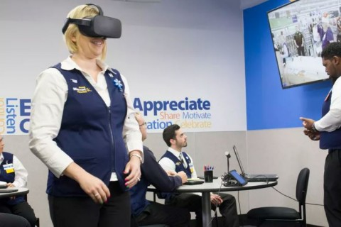 Toko Ini Gunakan VR untuk Latih Pegawai Barunya