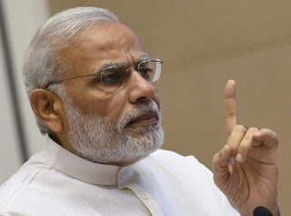 Modi Tells Macron India Will