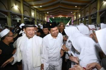Dedi Mulyadi Mencari Ilmu ke Ponpes Cipasung