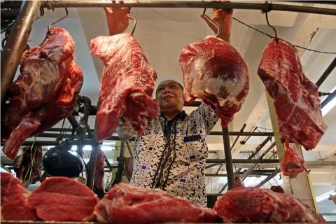 Pekanbaru Bebas Keberadaan Daging Oplosan