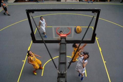 Basket 3 on 3 Dipertimbangkan Masuk Olimpiade 2020