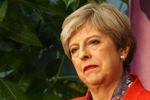 Temui Ratu Inggris, PM May Akan Minta Izin Bentuk Pemerintahan