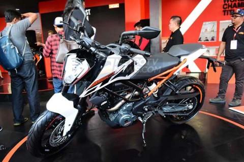 Senjata KTM Melawan Dominasi Pabrikan Jepang