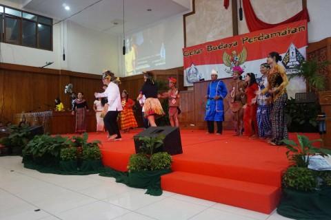 Gelar Budaya Perdamaian, Ingatkan Pentingnya Toleransi lewat Drama Musikal