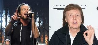Paul McCartney Pernah Meninju Wajah Vokalis Pearl Jam
