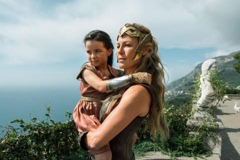 Sutradara Bagikan Cerita Reaksi Unik Anak-anak Penonton Wonder Woman