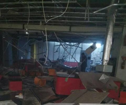 Ledakan Tabung Gas 50 Kg di Restoran Pondok Gede, 3 Orang Luka