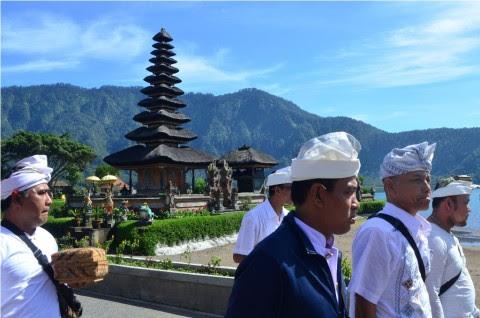 Jokowi Praises Bali's Tourism Sector