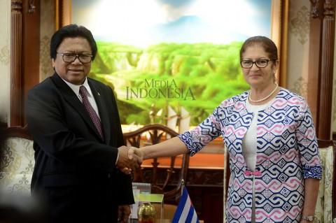 DPD Dorong Penguatan dan Perluasan Kerjasama RI-Kuba