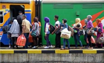 5 Tips Agar Mudik Tetap Nyaman Naik Kereta Api Ekonomi