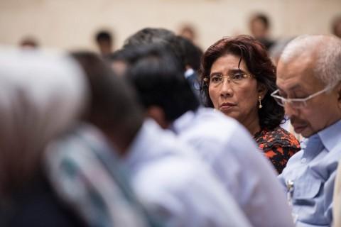 Menteri Susi: Kartel Pangan di Indonesia Luar Biasa