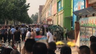 Pelaku Ledakan di TK China Dikonfirmasi Ikut Tewas