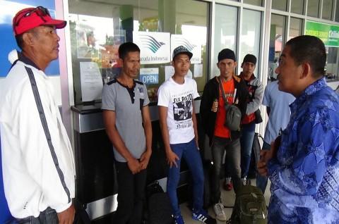 Imigrasi Sulut Deportasi Enam Warga Filipina