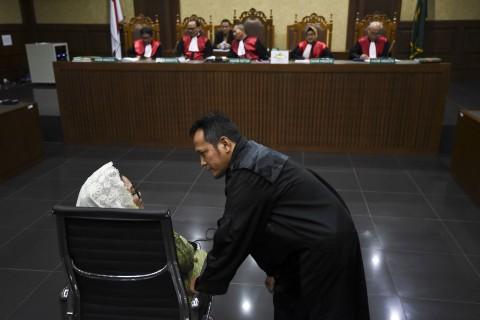 Hakim: Rp600 Juta ke Amien Rais tak Bisa Dipastikan Hasil Korupsi