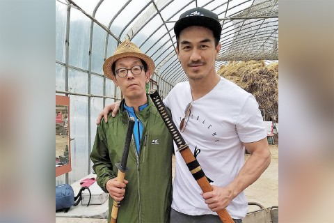 Joe Taslim (Foto: instagram)