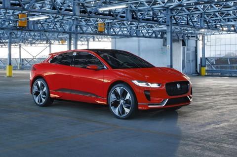 Jaguar Mulai Produksi SUV Listrik