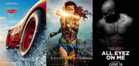 Cars 3 Lengserkan Wonder Woman di Box Office