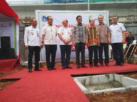 Pasar Blok A Fatmawati akan Terintegrasi MRT