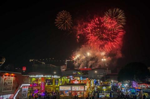 Djarot Awali Perayaan HUT DKI di PRJ