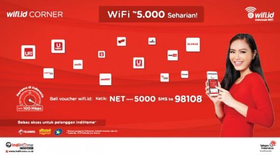 wifi.id, Upaya Telkom Cerdaskan Bangsa