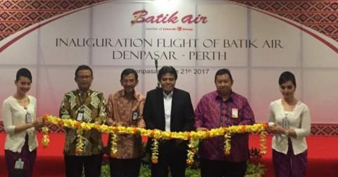 Batik Air Ekspansi ke Australia