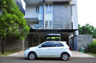 Mudik Pakai City Car, Perhitungkan Kapasitas Bagasi