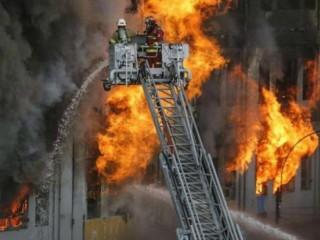 Dalam Sehari, Tiga Kebakaran Landa Peru