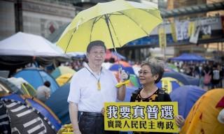 Jelang Kunjungan Presiden China, Hong Kong Dijaga Ketat