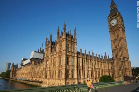 Parlemen Inggris Terkena Serangan Siber