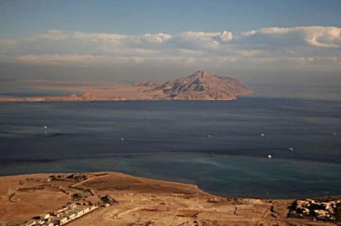 Mesir Serahkan Dua Pulau ke Arab Saudi