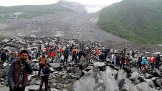 Longsor di China, 15 Tewas dan 118 Masih Hilang