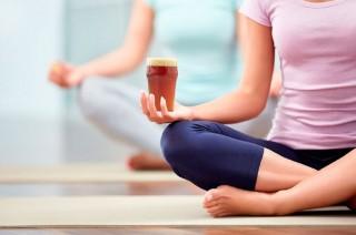 Yoga Bir Semakin Populer di AS