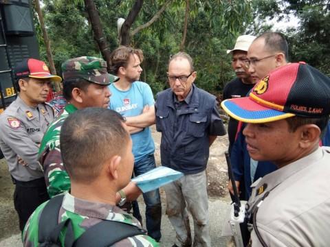 Keluarga Sewa Heli untuk Cari WN Jerman di Gunung Sibayak