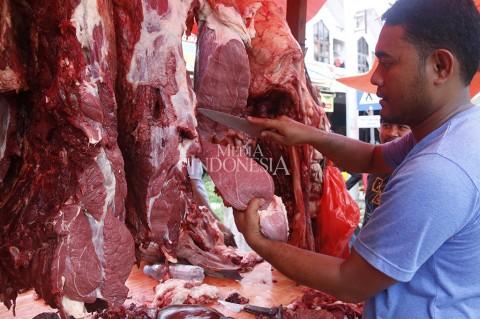 Bulog Jual Daging Sapi hingga Pelosok Desa