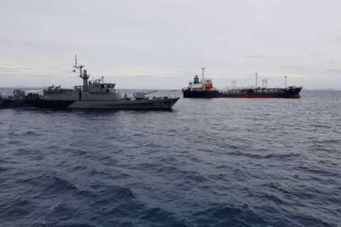 Kapal Tanker Thailand Dibajak di Perairan Malaysia