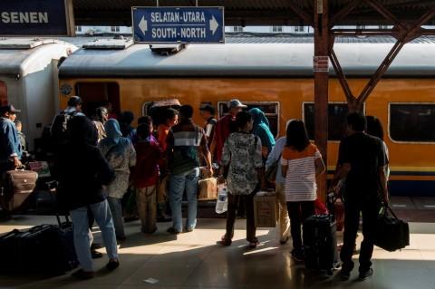 Tiket Kereta Api di Medan Naik Mulai 7 Juli