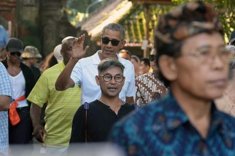 Obama Kunjungi Yogyakarta hingga 30 Juni