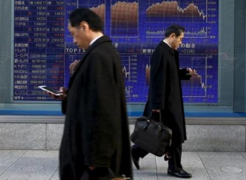 Gerak Bursa Saham Asia Tertekan