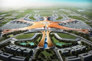 Bandara Terbesar di Dunia segera Dibuka di China
