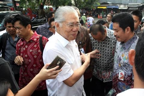 Mendag Terkesan dengan Konsep Revitalisasi Pasar Cihapit Bandung
