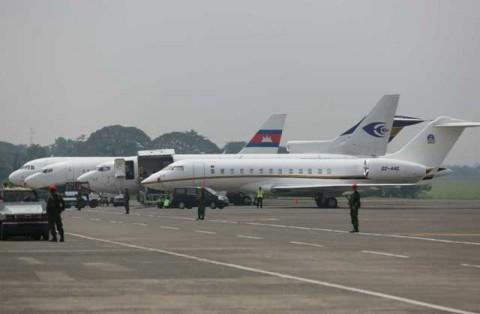 AP II Fokus Kerjakan Program Pemeliharaan Bandara Halim Perdanakusuma