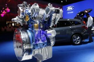 Mesin 1.000 cc EcoBoost Kembali jadi Mesin Terbaik Dunia