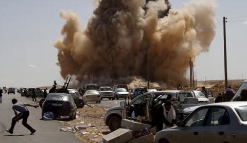 Kelompok Bersenjata Tembaki Iringan PBB di Libya