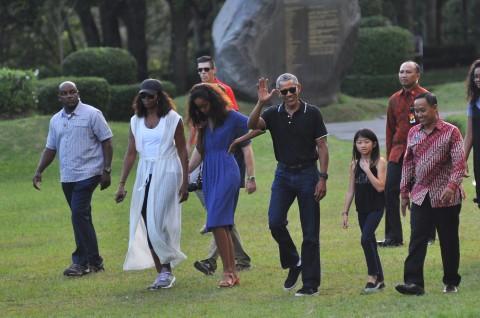 Ada Jokowi & Obama, Hari Ini Kebun Raya Bogor Ditutup