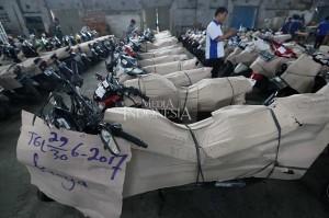 Motor Arus Balik Gratis Tiba di Jakarta