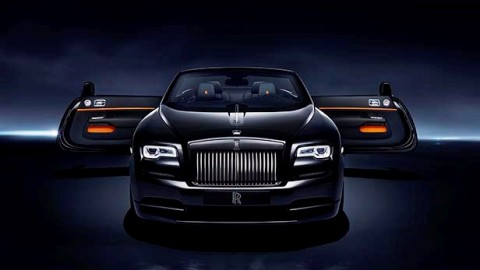 Rolls-Royce Dinamis Untuk yang Muda & Kaya Raya