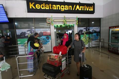 Puncak Arus Balik di Bandara Halim Diprediksi Malam Ini