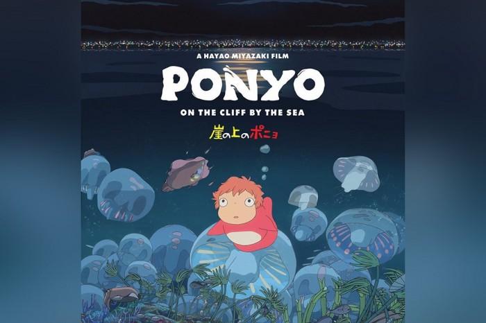 5 Fakta Menarik Film Ponyo